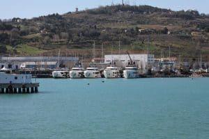 Ancona Shipyard, Custom Line