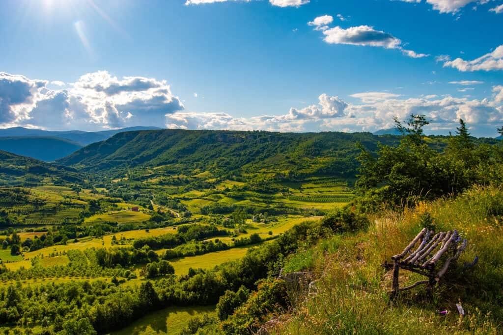 Ovo je fotografija Hercegovine