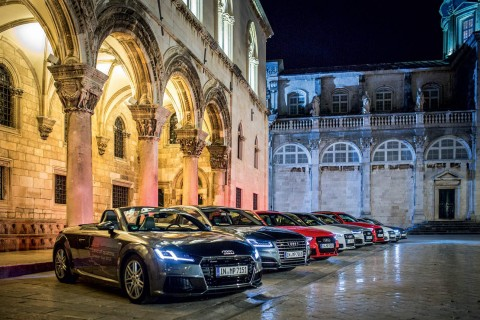 Audi Quattro Croatian Tour 2015