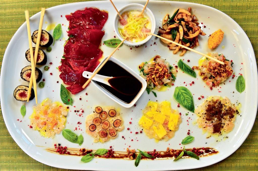Kornati restaurant Fešta enjoys reputation of fine food