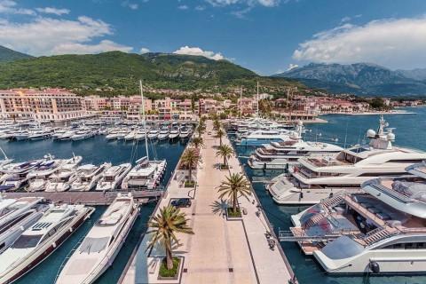 Superyacht Rendezvous Montenegro