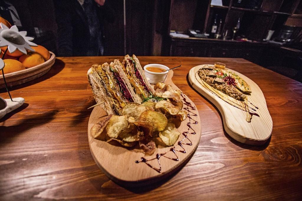 Matoni sendvič