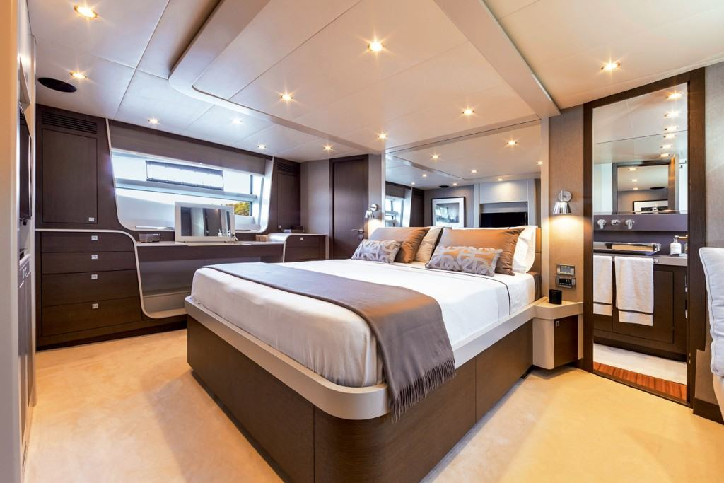 Numarine 70 - VIP cabin