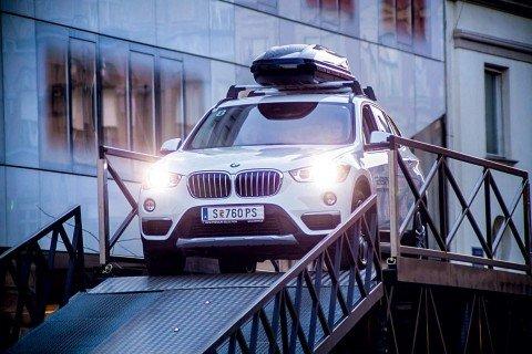 BMW Generation X Tour