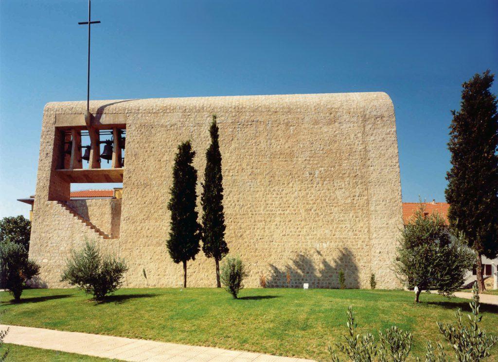 Crkva sv. Josipa, Ražine