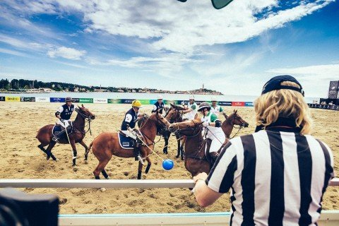 Rovinj Beach Polo Arena