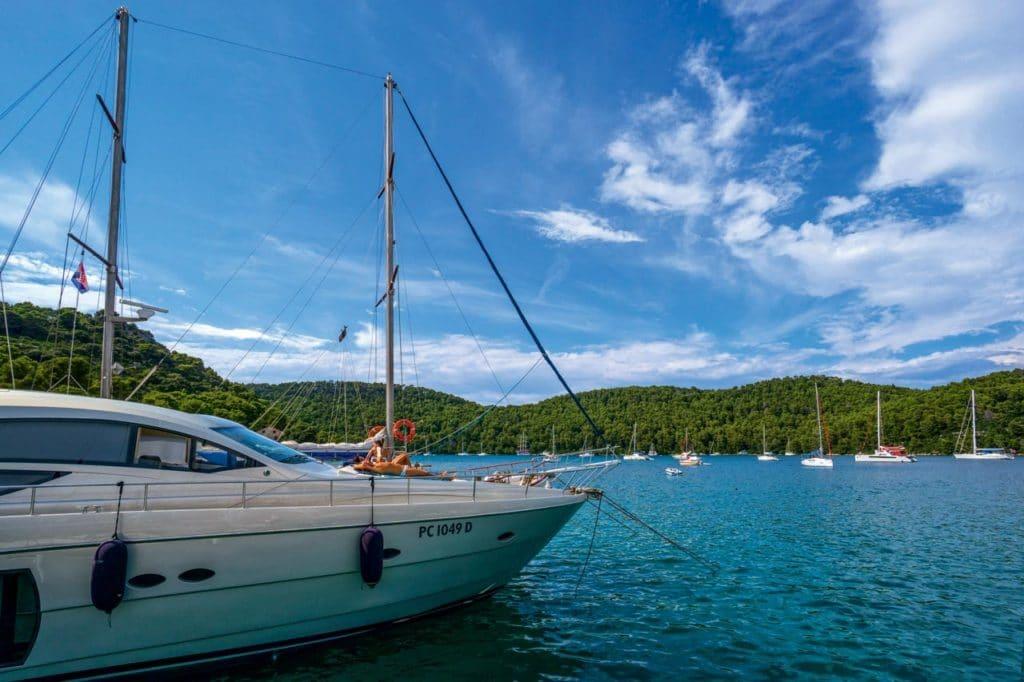 Uvala Polače na otoku Mljetu sedam dana krstarenja