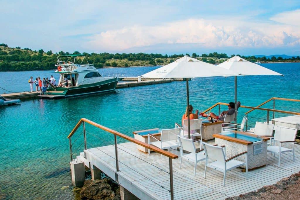 Olive Island Tour