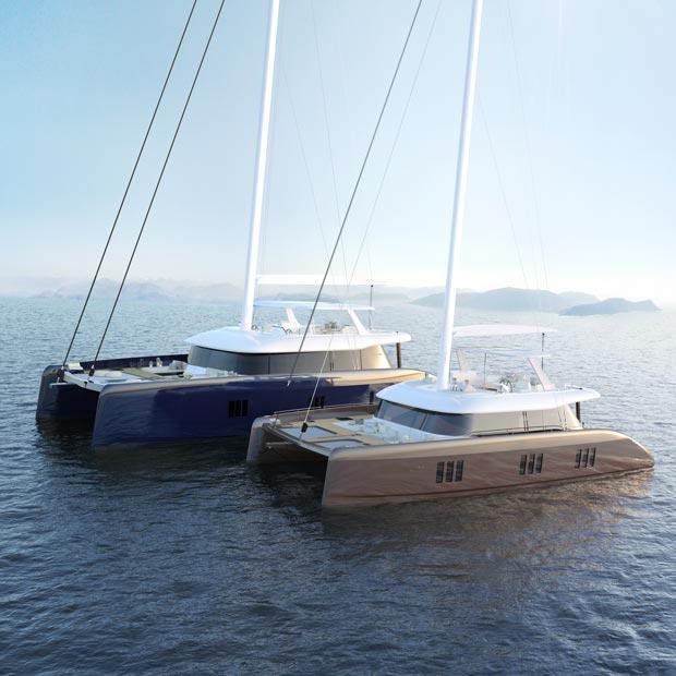 Sunreef Yachts 60and80