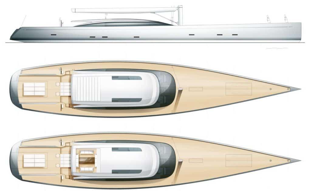Vitruvius Yachts, 175 HT Sloop
