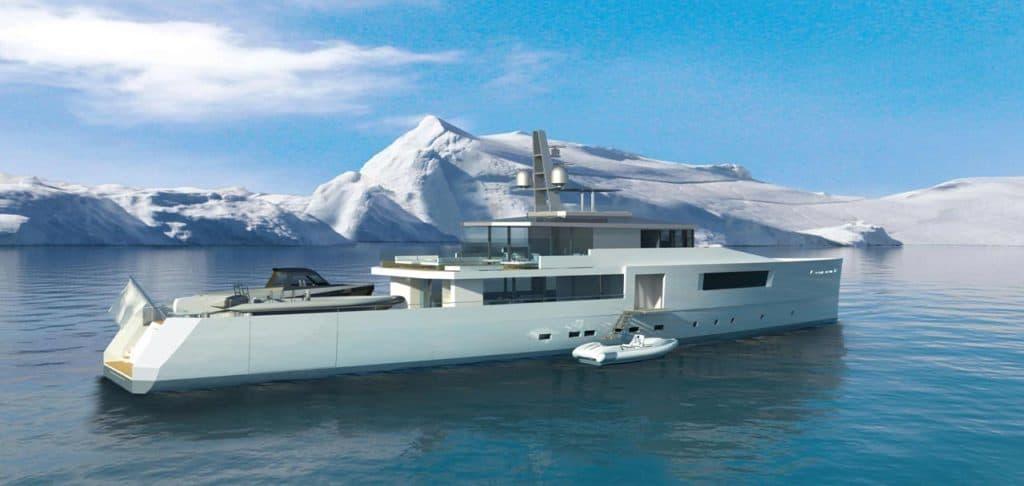 Vitruvius Yachts, Expedition Scientific 50M