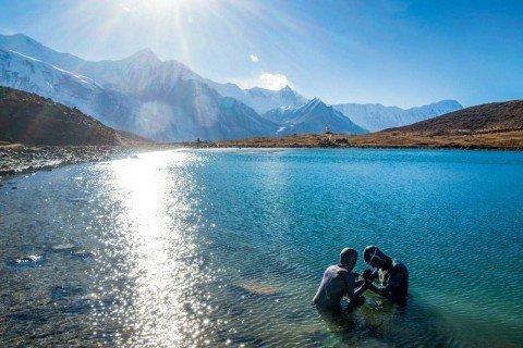 Himalaya, hrvatski rekord u zaronu