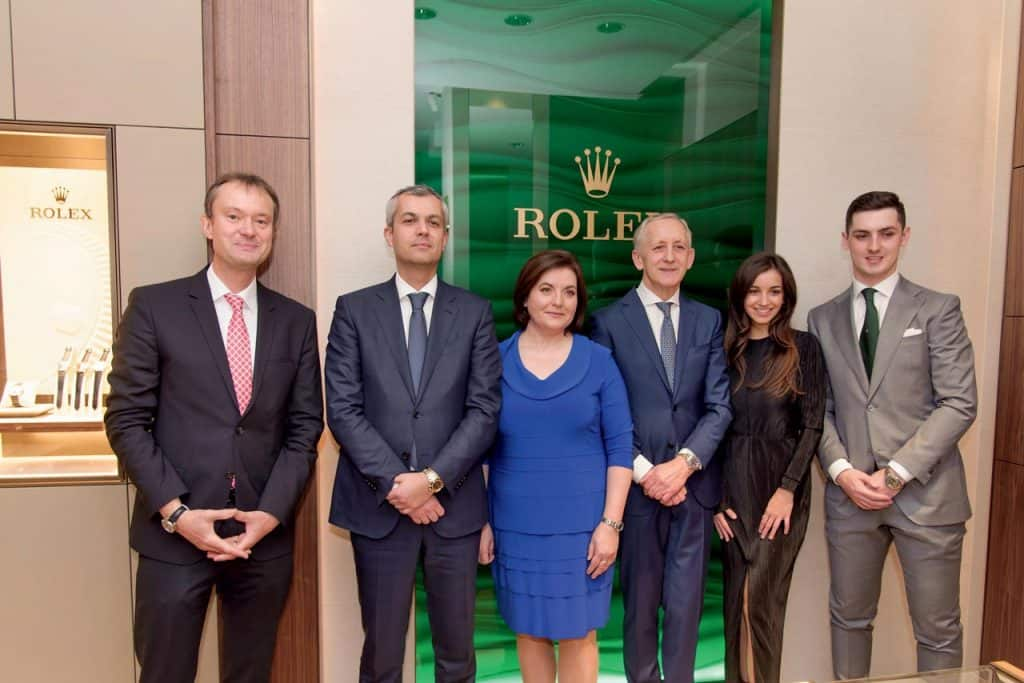 Mamić Rolex Butik Zagreb