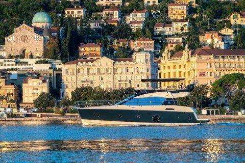 Monte Carlo charter, Jadran