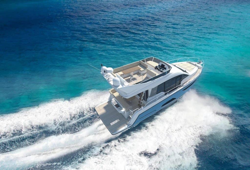 Croatia Boat Show Sealine F430 Premiera