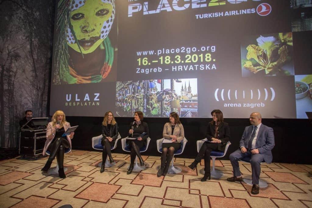 Međunarodni Sajam Turizma Place2go 2018