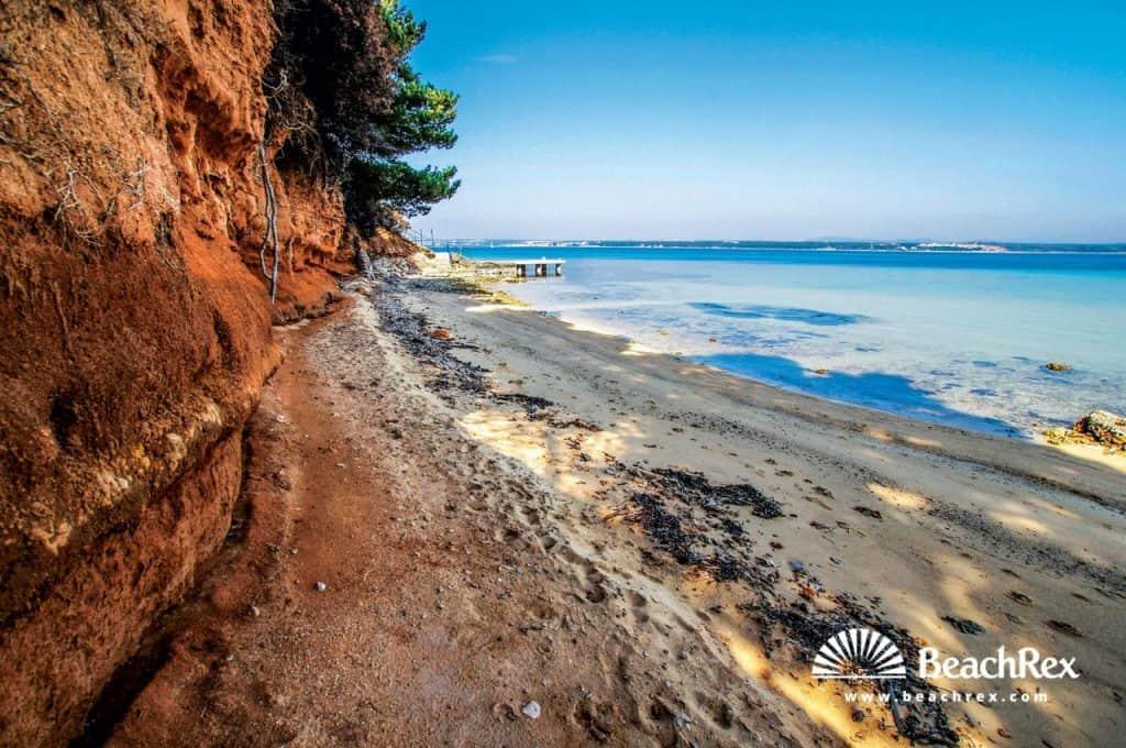 Plaža Sovinje