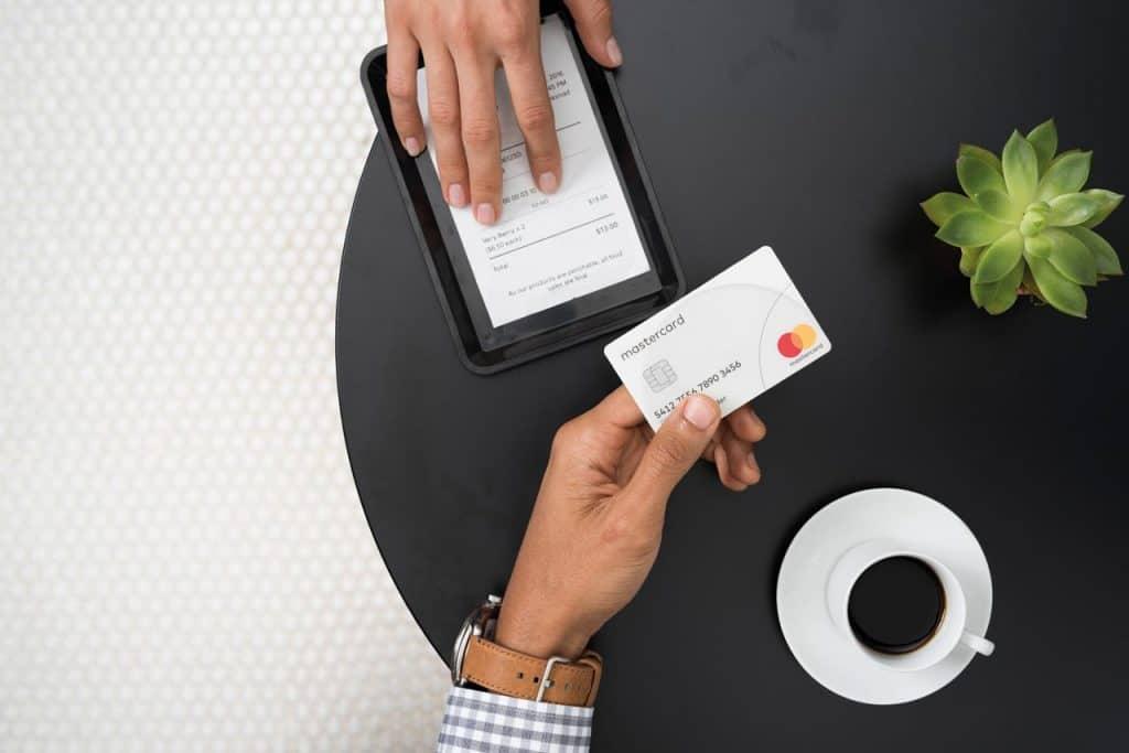 Mastercard beskontaktne tehnologije