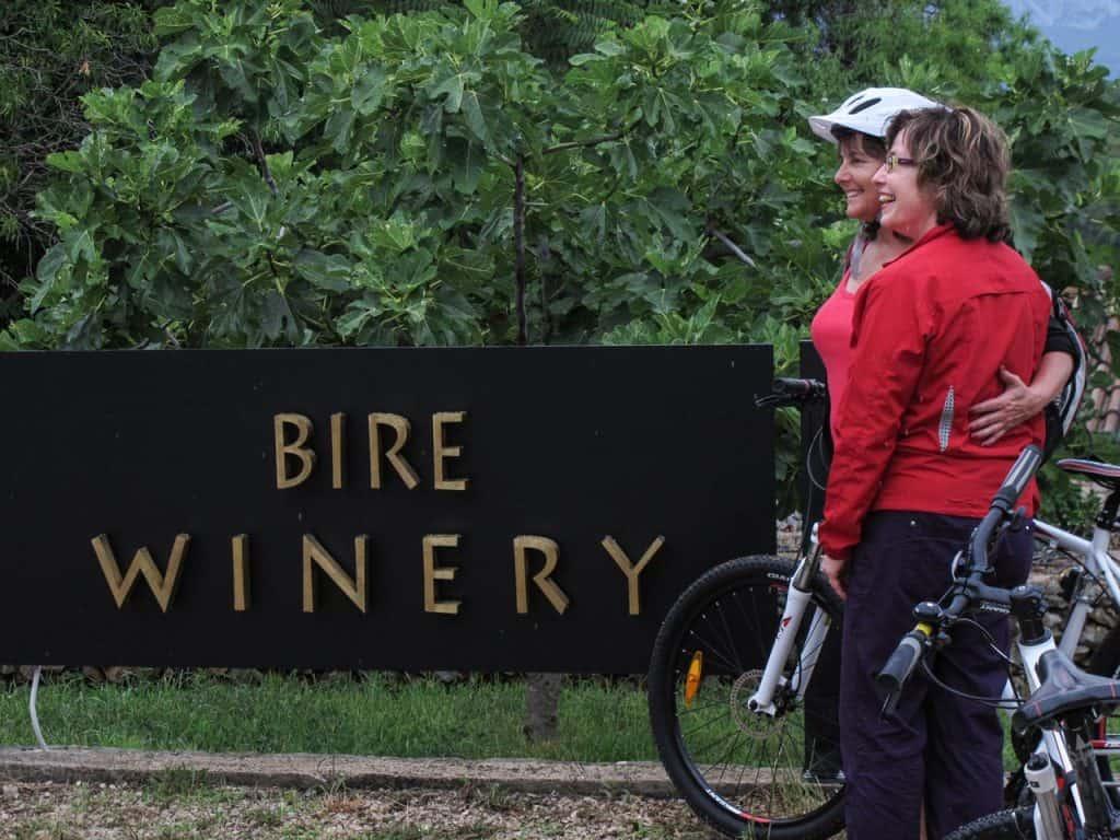 Winery Bire, Lumbarda