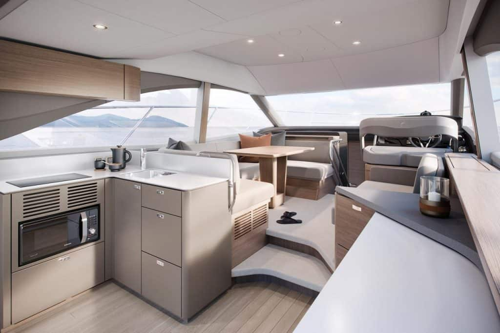 Princess F45 Flybridge