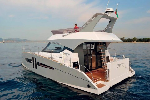 Aventura 10 Power Motor Catamaran