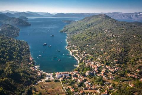 Ovo je fotografija otok Šipan