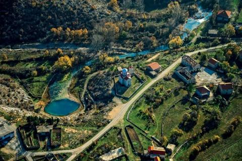 Glavasevo Source Cetina