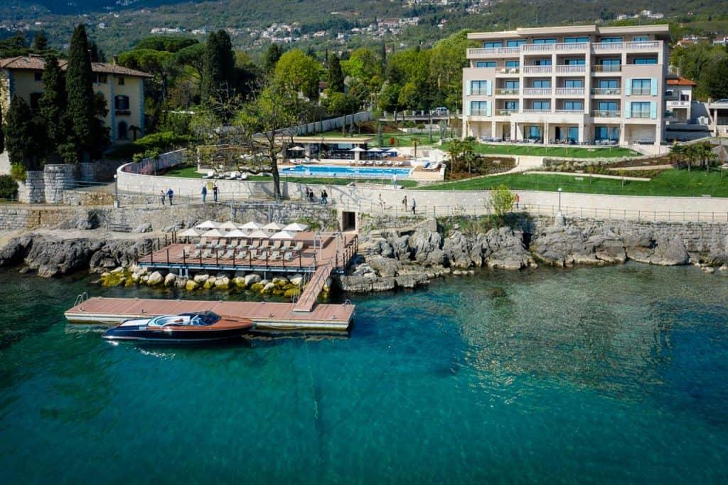 luxury hotel Croatia