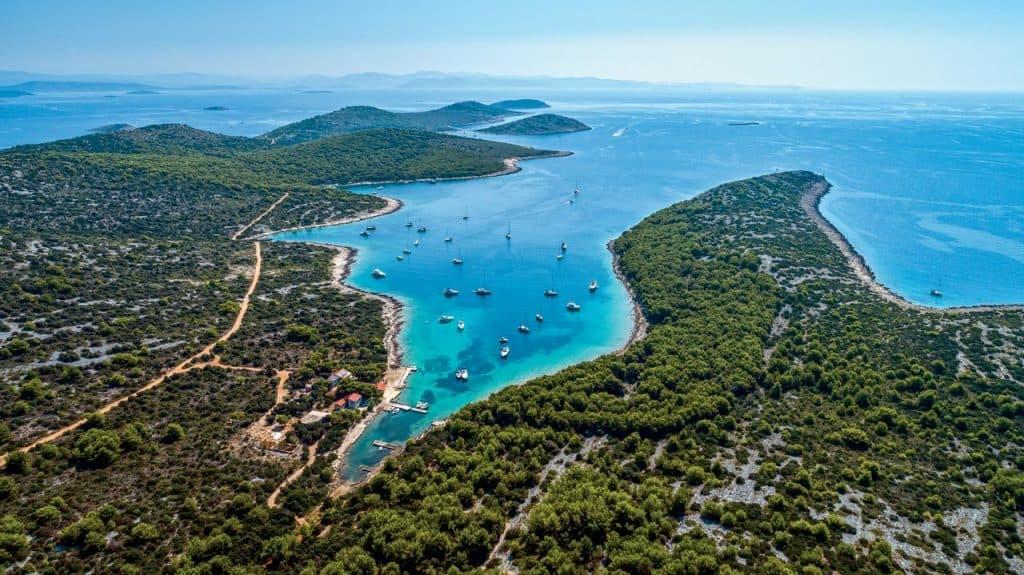 NP Kornati Zirje, Kornati archipelago