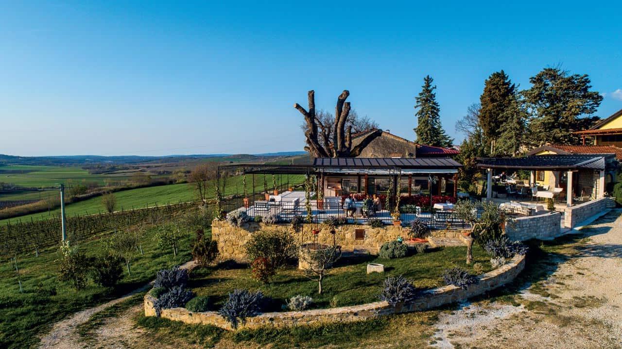 Restorani na Jadranu za nautičare - konoba Morgan