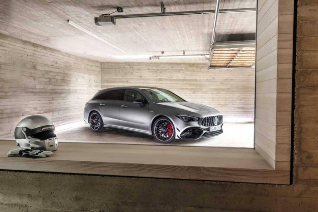 Mercedes Cla Brake