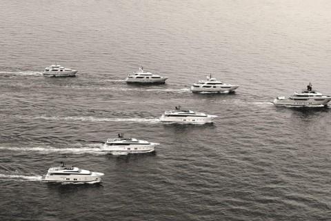 Sanlorenzo Charter Fleet