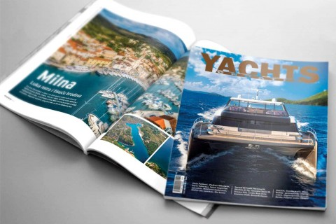 Yachts Croatia 62 Cover Mockup