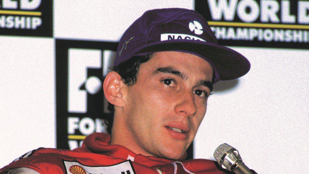 Ayrton Senna intervju