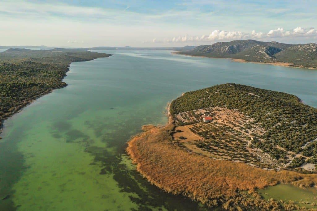 Vransko Jezero Panorama 01