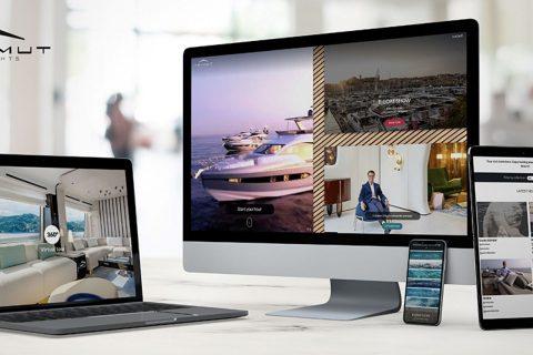 Azimut Yachts Virtual Lounge