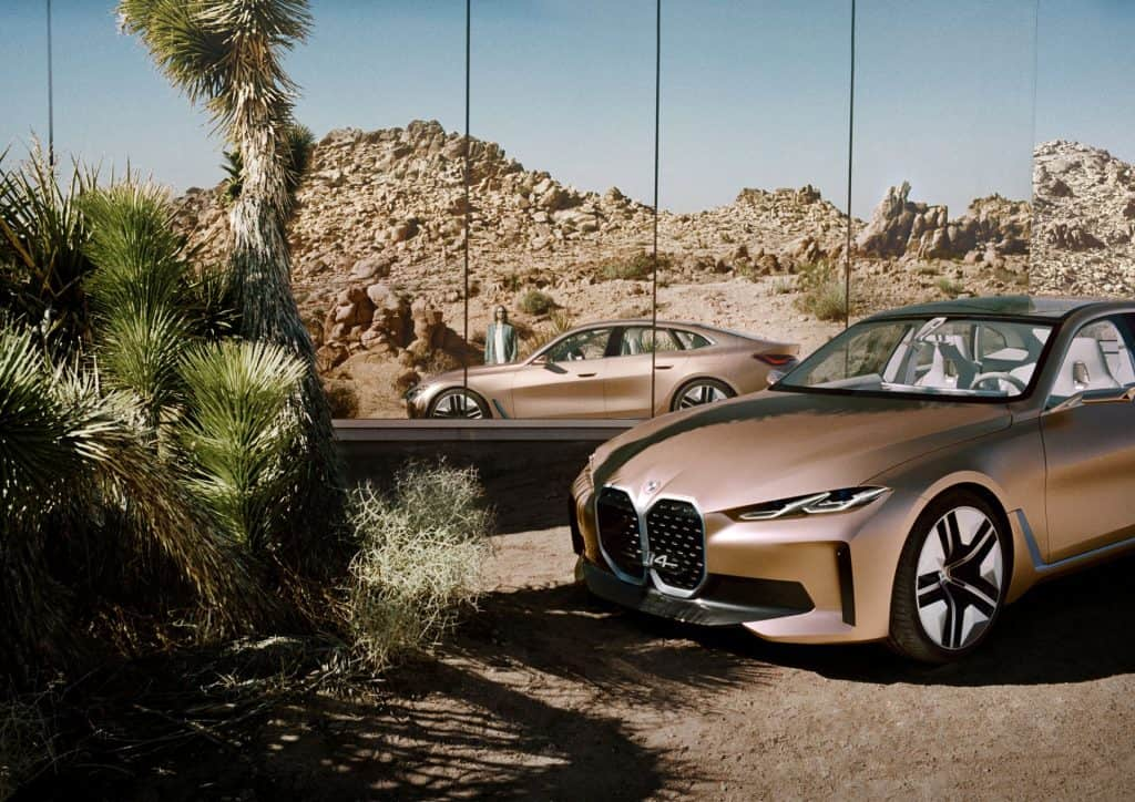 BMW Concept I4 01