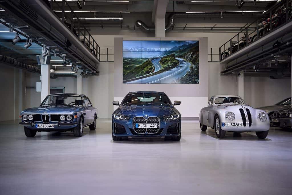 BMW Series 4 World Premiere 01