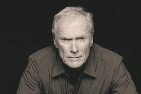 Clint Eastwood Portret 01