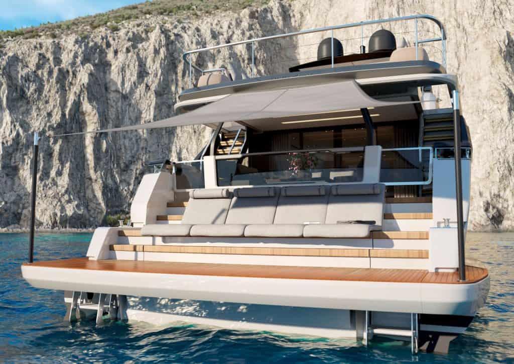 Ferretti New Flgship Back View 01