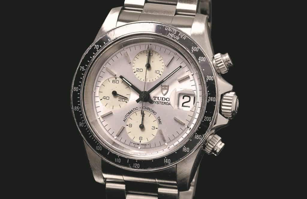 50 Years Of Tudor Chronographs 1996 Tudor Prince Oysterdate 01