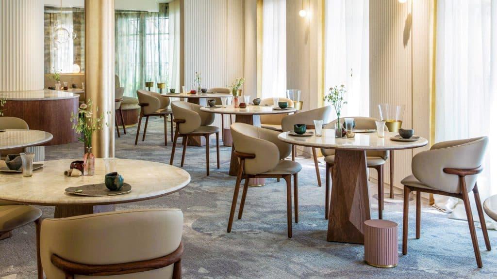 Artisan Furniture Marsan Restaurant 01