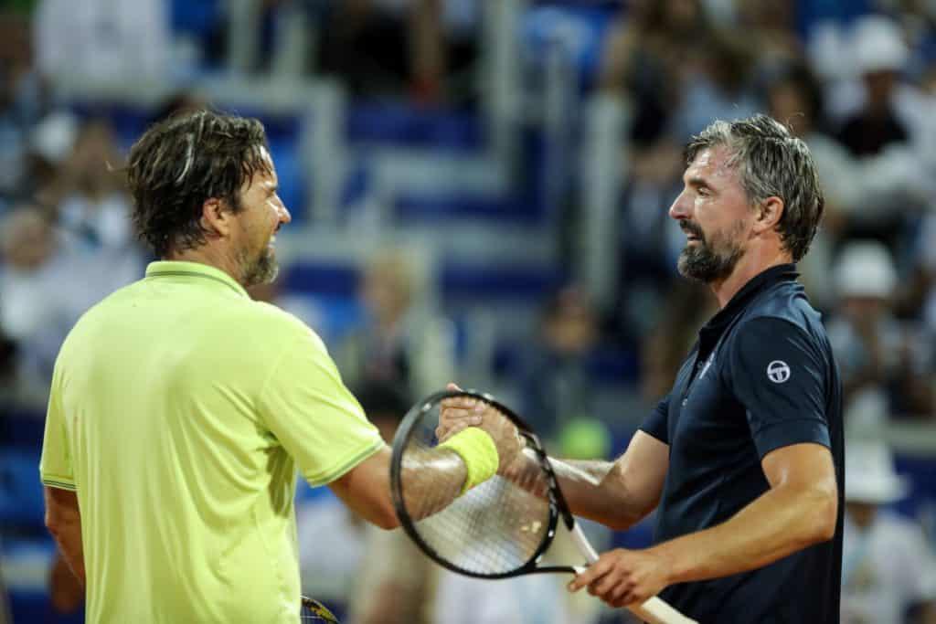Goran Ivanišević Patrick Rafter ATP Umag 01