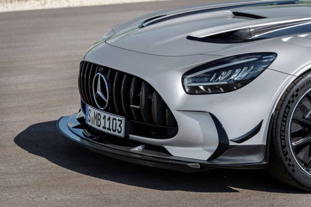 Mercedes AMG GT Black Series Prednja Maska 01