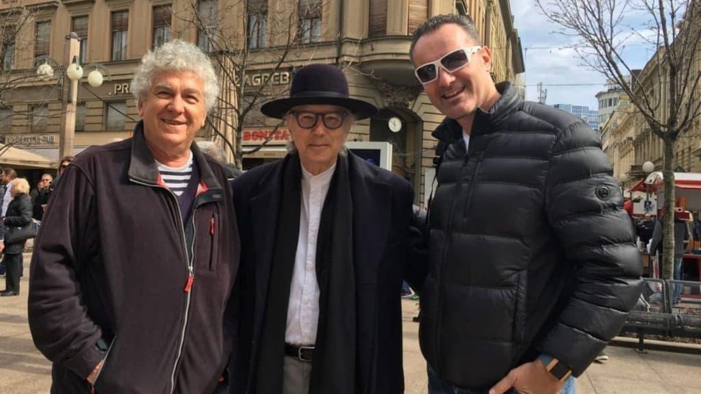 Miroslav Radman, Nenad Bach I Igor Stagljar 01