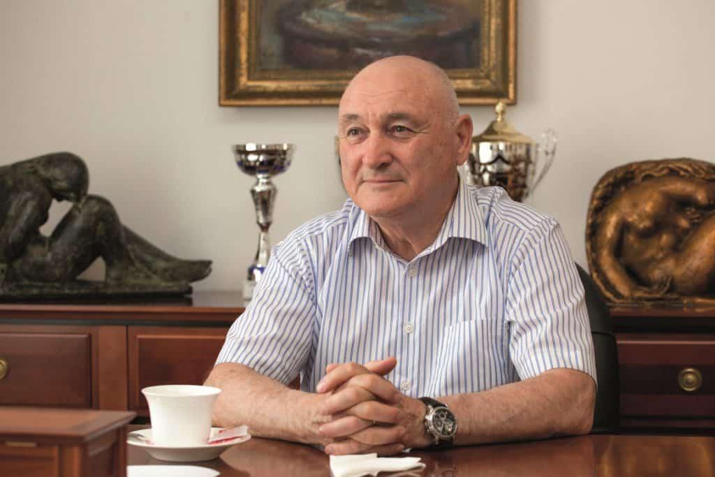 Osnivac Orbica Branko Roglic 01