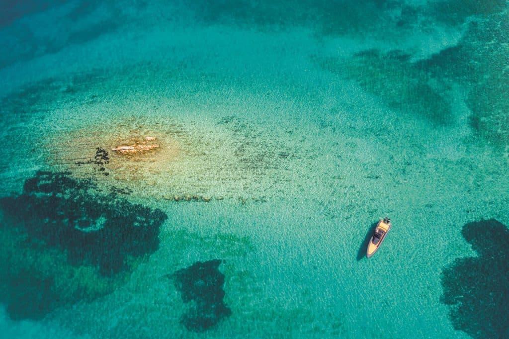 Sailing In Croatia Zadar Kornati Turquoise Sea 01