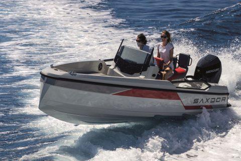 Saxdor 200 Sport Test Yachts Croatia Magazine