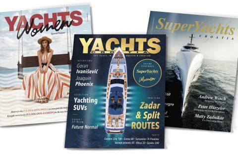 Ljetni broj Yachts Croatia
