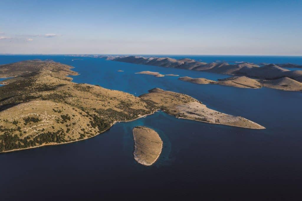 Kornati Archipelago Panoramic View 01